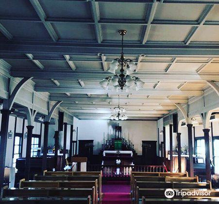 Chikaramachi Catholic Church1