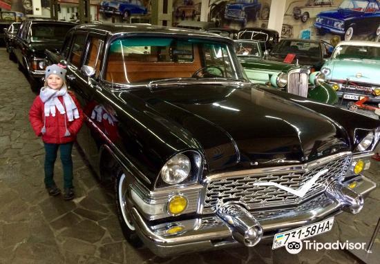 Faeton Retro Cars Museum1
