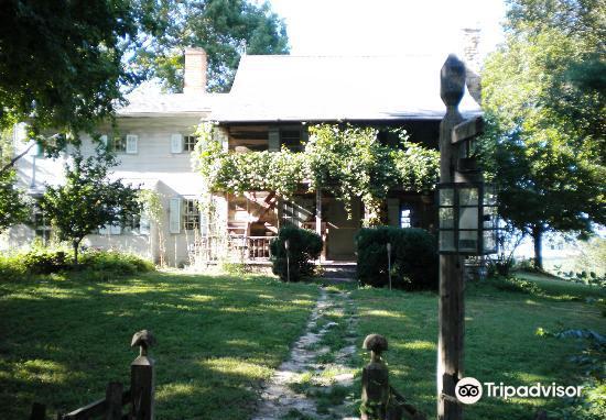Fort Charrette Historic Village1