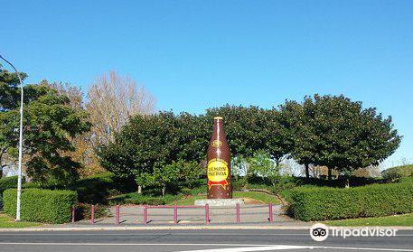 Lemon & Paeroa Bottle