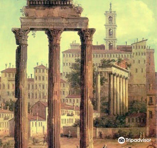 Tempio di Castore e Polluce2