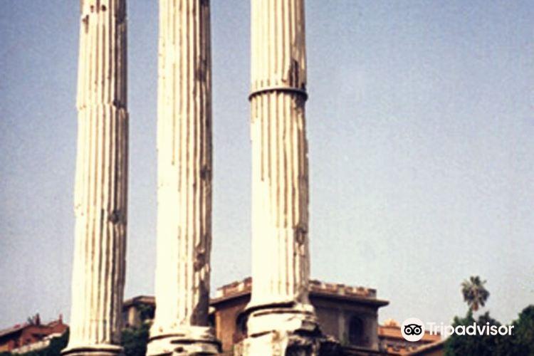 Tempio di Castore e Polluce3