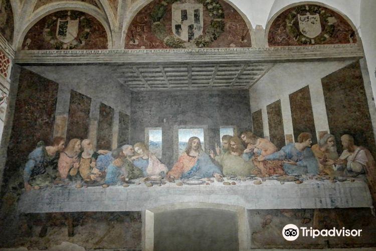 Museo Cenacolo Vinciano1