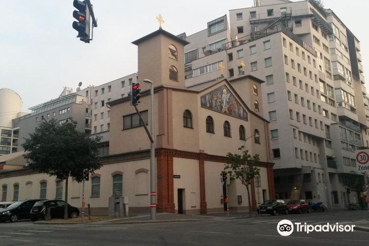 Serbisch-Orthodoxe Kirche Christi Auferstehung1
