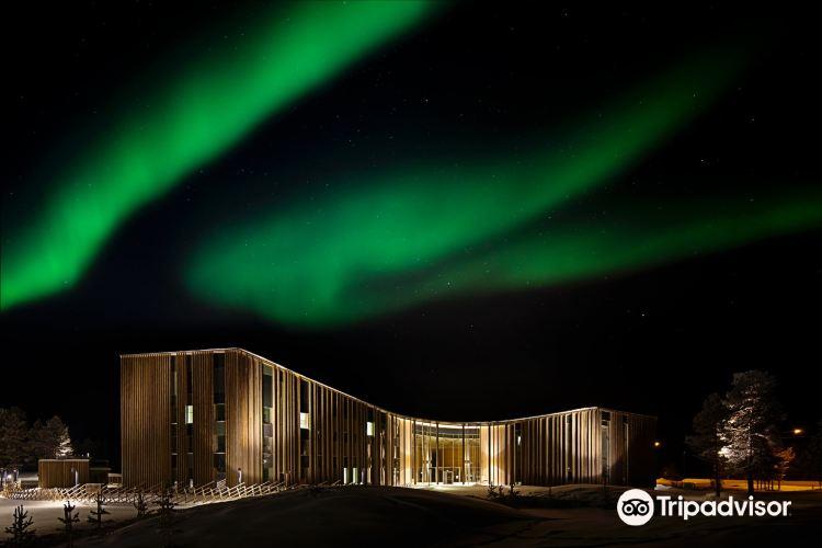 The Sami Cultural Centre Sajos1