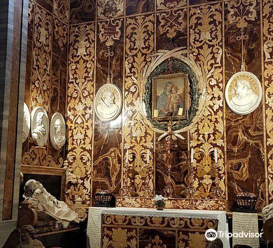 Chiesa Rettoria San Girolamo Della Carita` a Via Giulia1