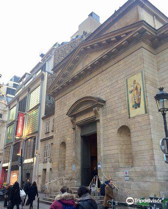Eglise Saint-Louis d'Antin2