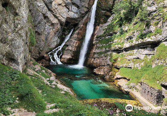 Waterfall Slap Savica2