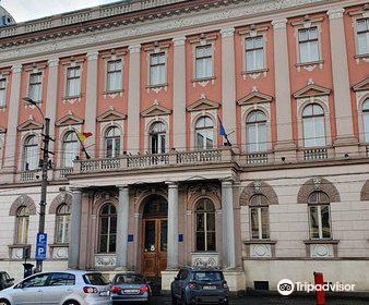 Palace of Justice, Cluj-Napoca