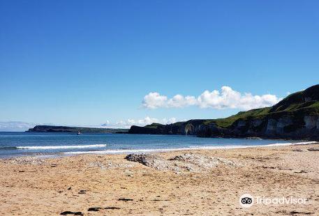 Portrush Whiterocks Beach