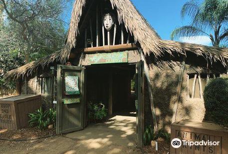 Santa Ana Zoo at Prentice Park